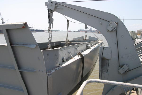 Welin Davits More Information